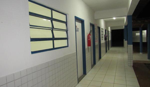 Imagens da Nova escola municipal em Bom Jesus inaugurada vai beneficiar 80 alunos