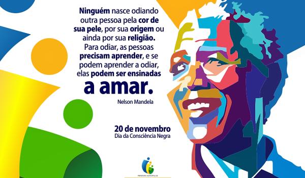 20 de Novembro - Dia Nacional da Consciência Negra