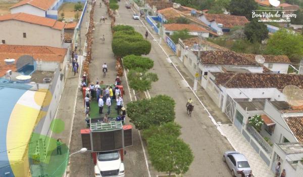 37ª Missa dos Vaqueiros é realizada na Praça Rui Barbosa, em Boa Vista do Tupim-BA