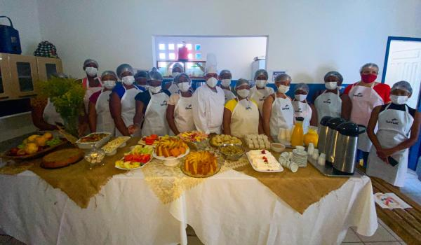 Imagens da Prefeitura de Boa Vista do Tupim realiza curso no Assentamento Nova Cana Brava