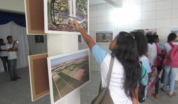Abertura da Exposição Fotográfica De Onde Vem a Água que Você Bebe! foi realizada na última segunda-feira em Boa Vista do Tupim