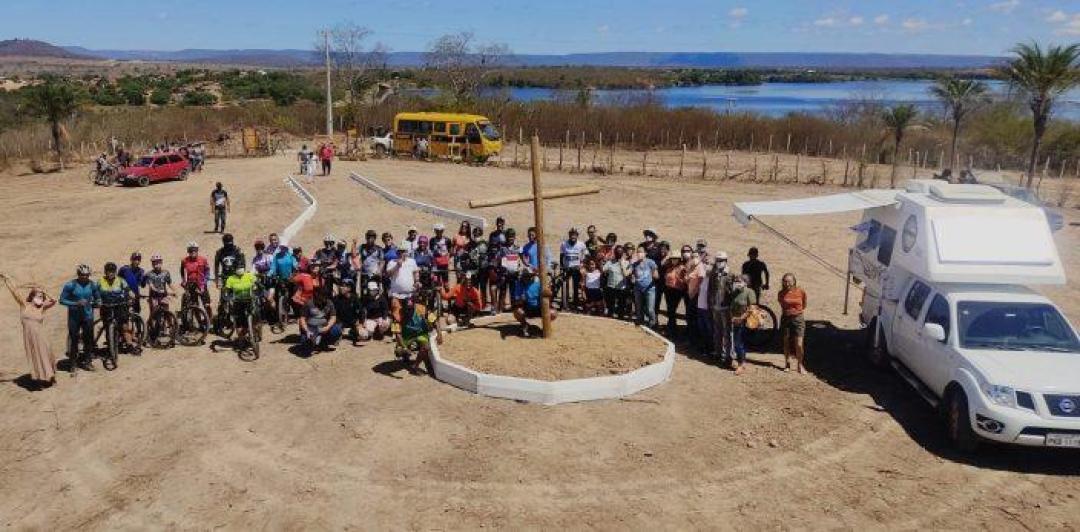 Após homenagens a Santa Dulce, ciclistas revelam que belezas naturais de Boa Vista do Tupim devem ser mais exploradas