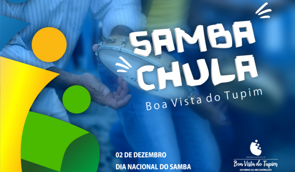 Dia Nacional do Samba 2 de Dezembro