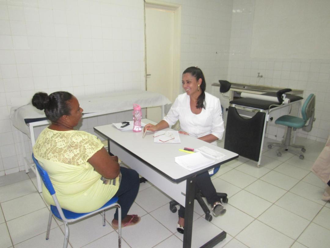 Governo da Reconstrução, disponibiliza médica ginecologista para atender a população