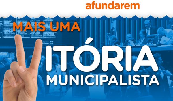 Municipalismo forte se faz com a participação de todos!