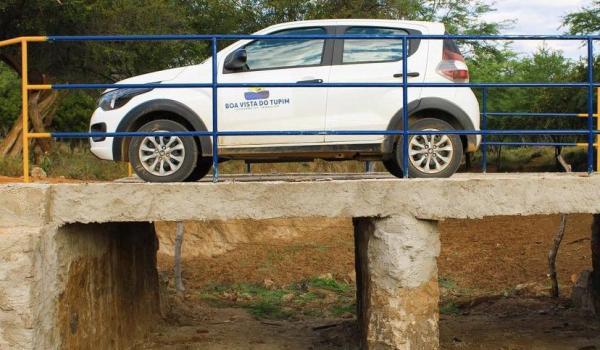 Nova Ponte da Macambira