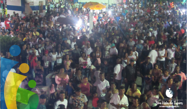 Prefeitura de Boa Vista do Tupim-BA realiza festa de réveillon na Praça Rui Barbosa