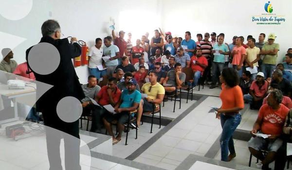 Prefeitura de Boa Vista do Tupim comemora sucesso na realização de leilão