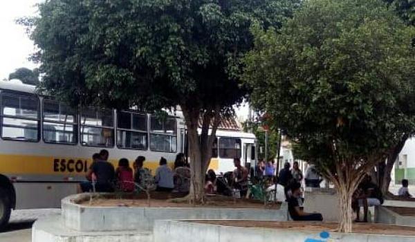 Prefeitura disponibilizou transporte para provas do Enem